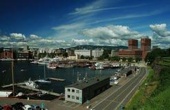 Oslo Lizenzfreie Stockfotografie