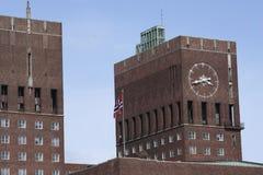 Oslo Royalty-vrije Stock Fotografie