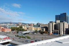Oslo. Skyline - capital city of norway Royalty Free Stock Photos