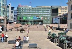 Oslo Photos libres de droits