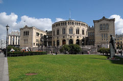 Oslo Stockbild