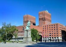 Oslo Lizenzfreie Stockfotos