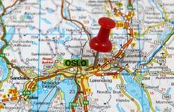 Oslo Royalty-vrije Stock Afbeeldingen