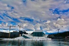 Oslo Image libre de droits