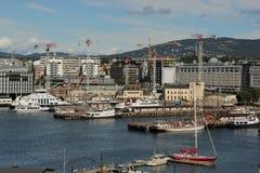 Oslo Obrazy Stock