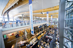 Oslo airport Stock Photography