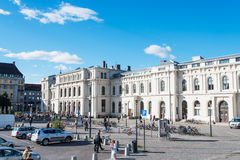 Oslo central railway station Stock Photography