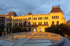 Oslo - centre Royalty Free Stock Image