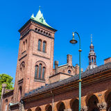 Oslo Church Royalty Free Stock Photography