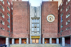 Oslo City Hall - Norway Stock Image