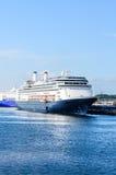 Oslo cruise ship Royalty Free Stock Photo