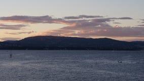 Oslo a distancia almacen de video
