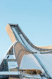 Holmenkollen ski jump Stock Photos
