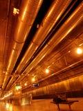 Oslo gångtunnelstation Royaltyfri Foto