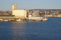 Oslo harbor Royalty Free Stock Photography