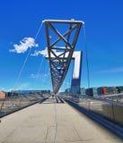 Oslo im Stadtzentrum gelegen - Norwegen Stockfotografie