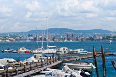 Oslo Islands Royalty Free Stock Photos
