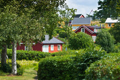 Oslo Islands Stock Photo