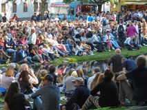 Oslo Jazz Festival 2017 Stock Photos