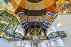 Oslo-Kathedrale - Norwegen lizenzfreie stockbilder