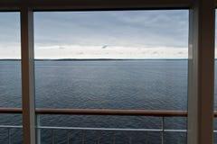 Oslo - Kiel Royalty Free Stock Photo