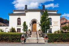 Oslo Militray Society Conference Center Royalty Free Stock Photo