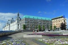 Oslo mitt Arkivbild