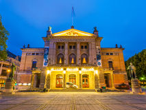 Oslo National Theater Stock Photography