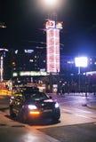 Oslo by night Royalty Free Stock Photos