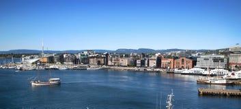 Oslo, Noorwegen Royalty-vrije Stock Foto