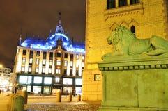 Oslo Norge Fotografering för Bildbyråer