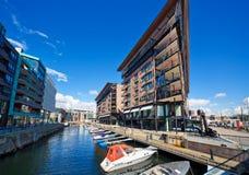 Oslo Noruega Imagens de Stock