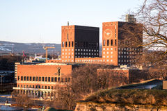 Oslo Noruega foto de archivo