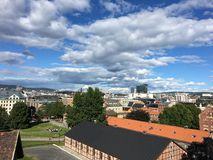 Oslo, Noruega Fotos de Stock Royalty Free