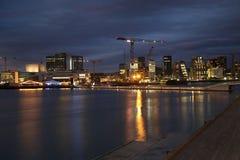 Oslo, Norvège image libre de droits