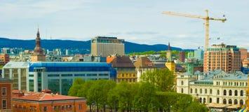Oslo, Norvegia Fotografia Stock