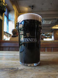 Guinness beer pint in Oslo Royalty Free Stock Photography