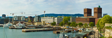 Oslo, Norway Stock Image