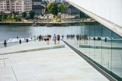 Opera House in Oslo, Norway