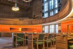 Oslo norway La città Hall Building Interior Fotografie Stock