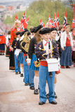 Oslo, Norway - May 17, 2010: National day in Norway. Stock Photography