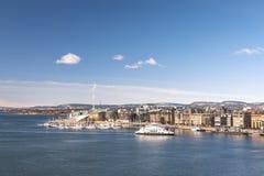 Oslo Norwegen Lizenzfreie Stockfotografie