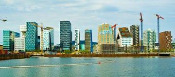 Oslo, Norwegen lizenzfreies stockfoto