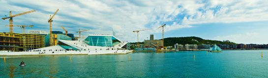 Oslo, Norwegen Stockfotos