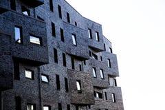 Oslo nowi budynki Fotografia Stock