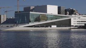 Oslo-Oper stock video