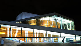 Oslo Opera stock images