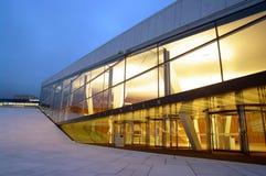 Oslo Opera House Stock Image