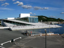 Free Oslo Opera House In Norway Stock Image - 34459601