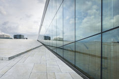 The Oslo Opera House, Norway Royalty Free Stock Photo